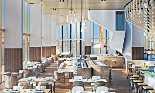 Benieuwd hoe het restaurant er nu in het echt uitziet?