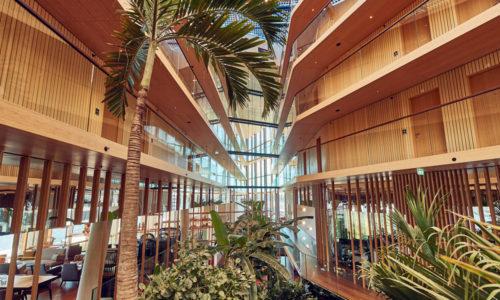 Hotel Jakarta Amsterdam wint EILO Award 2019 Bronze Leaf in de categorie Interieurbeplanting