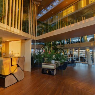 360º foto entree Hotel Jakarta Amsterdam