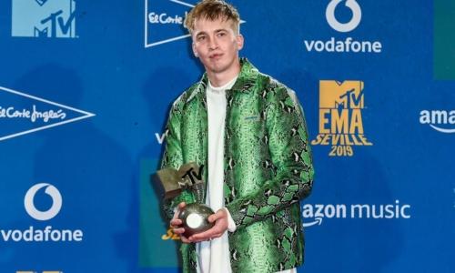 Rapper Snelle Wint MTV EMA Best Worldwide Act 2019